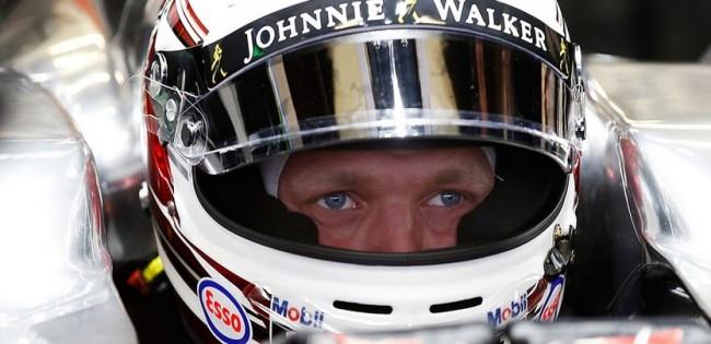 Magnussen F1 2015