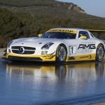 Mercedes Benz SLS AMG GT3 Dunlop