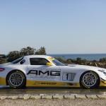 Mercedes Benz SLS AMG GT3 Ginebra 2015