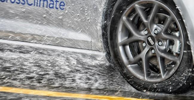 Michelin Crossclimate verano invierno