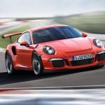 Porsche 911 GT3 RS 2015 circuito