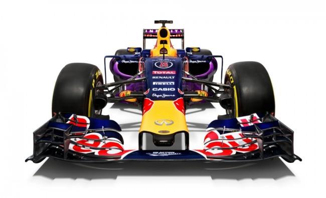 Red Bull RB11 2015