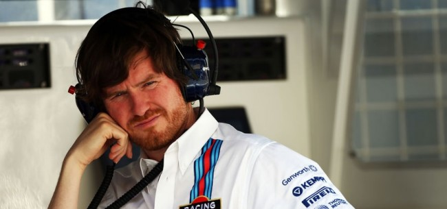 Rob Smedley williams f1 2015