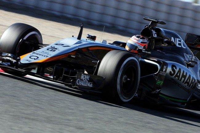 force india mexico