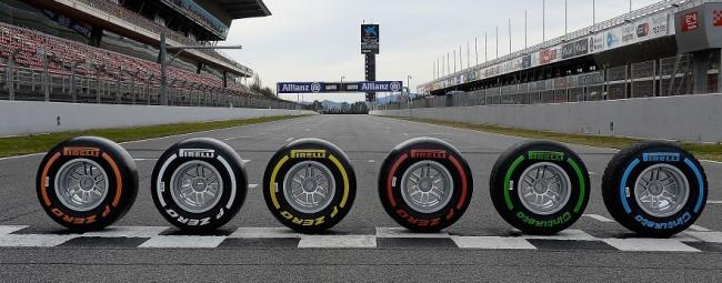 neumaticos pirelli f1 2015