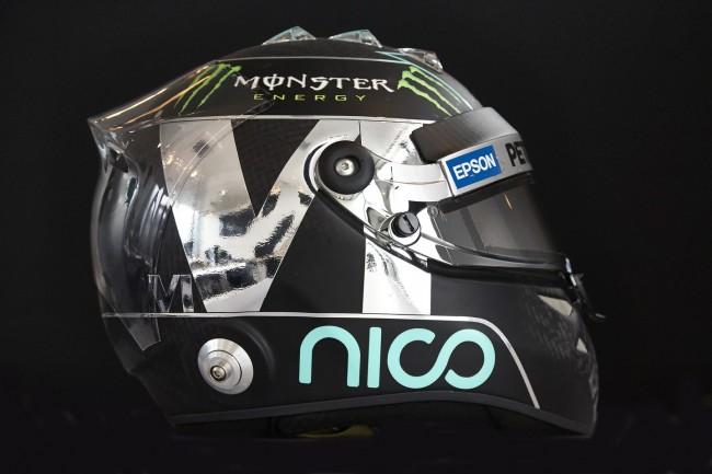 nico rosberg casco 2015