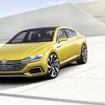 Volkswagen Sport Coup Concept GTE 2015
