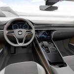 Volkswagen Sport Coup Concept GTE Interior