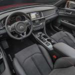 Kia Optima 2016 interior