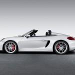 Porsche Boxster Spyder 2015 descapotable