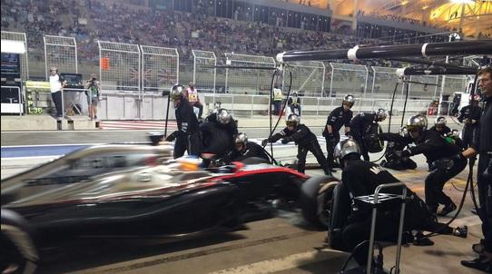 fernando alonso bahrain f1 2015
