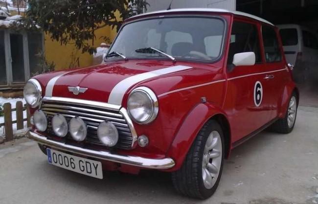 mini clasico racing