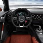 Audi TT clubsport turbo concept interior