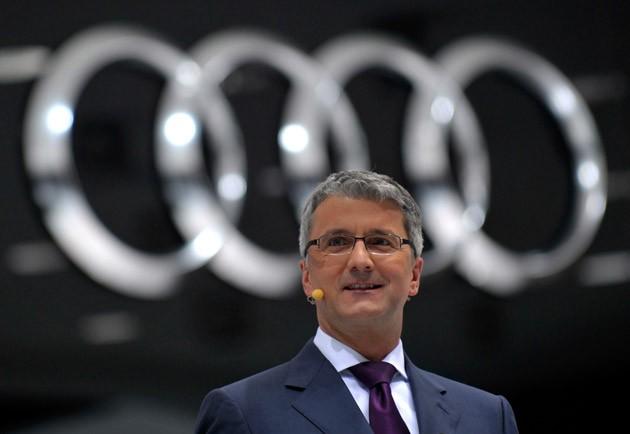 Rupert Stadler presidente Audi