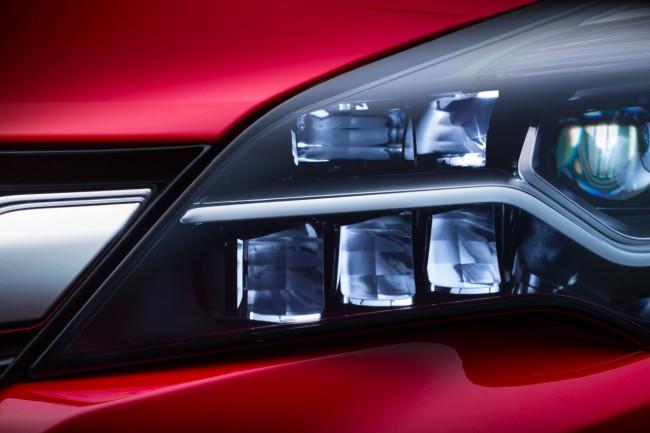 Sistema Opel IntelliLux
