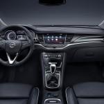 Opel Astra 2015 interior