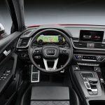 Audi SQ5 3.0 TFSI interior
