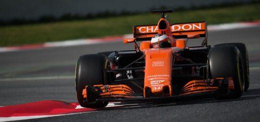 Mclaren F1 Vandoorne