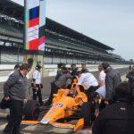 Fernando Alonso Indy car